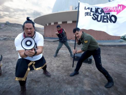 ¡La Liga del Sueño regresa en noviembre con su gira 'Despierta'! [VIDEO]