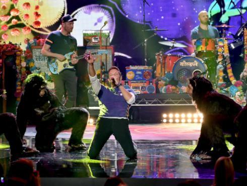 Nuevo álbum de Coldplay incluirá cover de Soda Stereo