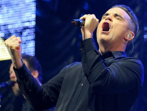 Robbie Williams pide ayuda a sus fans para elegir canción de su próximo álbum