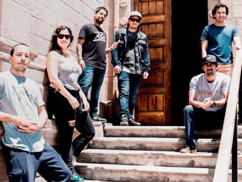 Laguna Pai estrenó su disco 'Impulso' y nos presenta 'El tambor', su primer sencillo