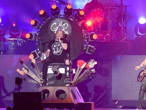 ¿Guns N' Roses y Faith No More fueron rivales?