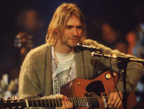 Las frases más recordadas de Kurt Cobain