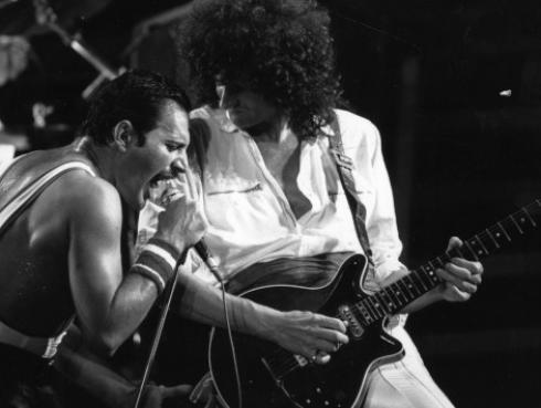 Las manías que tenía Freddie Mercury antes de cada concierto