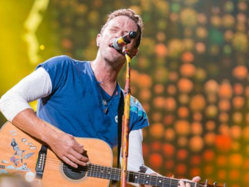 Las recomendaciones musicales de Chris Martin dedicadas a sus fans