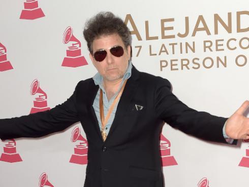 Latin Grammy 2019: Andrés Calamaro recibe cuatro nominaciones
