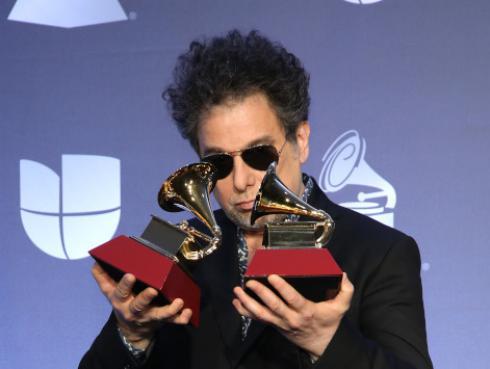 Latin Grammy: Andrés Calamaro ganó dos Latin Grammy