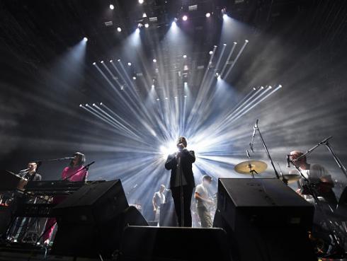 ¡LCD Soundsystem anuncia primer show en vivo en 2017!