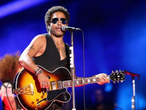 Descartan a Lenny Kravitz como telonero de los Guns N' Roses en Lima