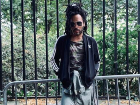 Lenny Kravitz anuncia el estreno de nuevo videoclip