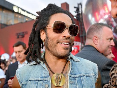 Lenny Kravitz lanza nuevo video de 'Here to love' en campaña contra el racismo