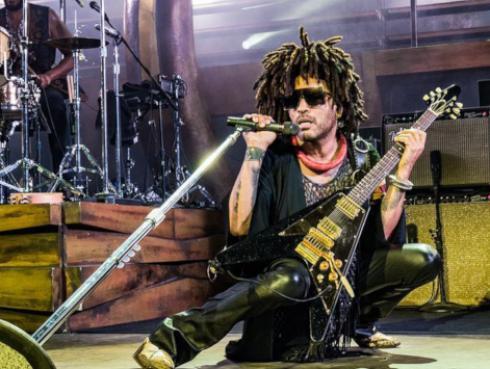 Lenny Kravitz se presentará en Lima el 2019