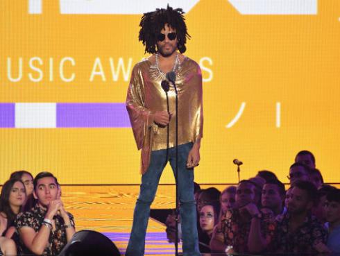 Lenny Kravitz quiere seguir en la música después de cumplir 70 años