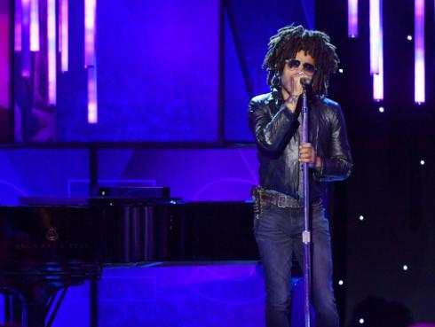 """Lenny Kravitz: """"Quiero conocer la cultura de Perú"""""""
