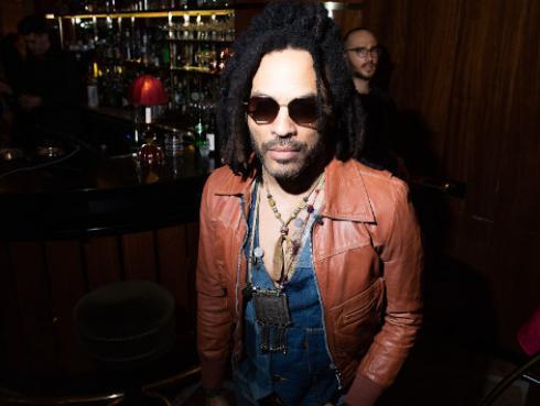 Lenny Kravitz realizará exhibición de fotografías en Londres