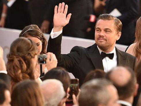 Policía Nacional felicita a Leonardo DiCaprio tras ganar el Oscar [FOTO]