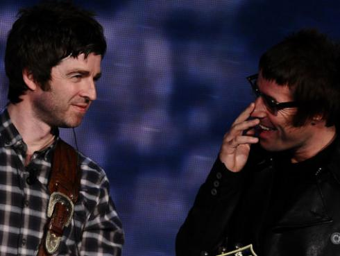 Liam Gallagher arremete nuevamente contra Noel Gallagher
