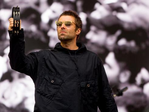Liam Gallagher cantó 'D'Yer Wanna Be A Spaceman?' luego de 22 años