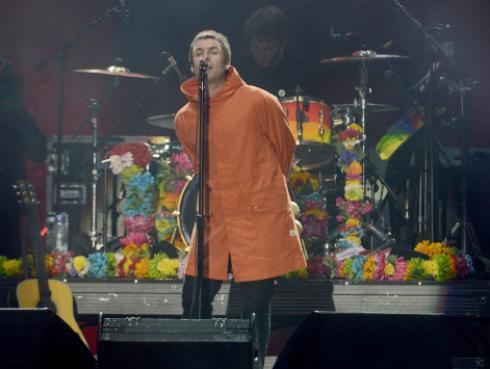 Liam Gallagher siente que su voz suena extraña