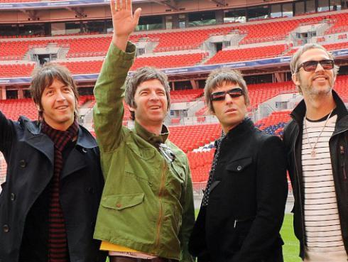 Liam Gallagher invitó a Noel a su boda