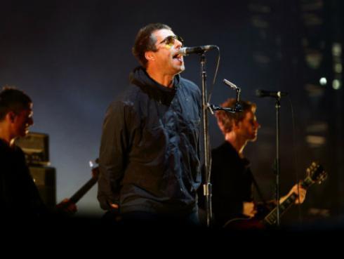 Liam Gallagher presentará nueva música en el Festival de Glastonbury