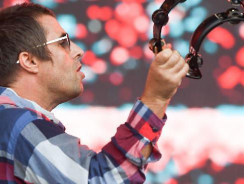 Liam Gallagher revela la lista de canciones de su próximo álbum 'Why me? Why not'