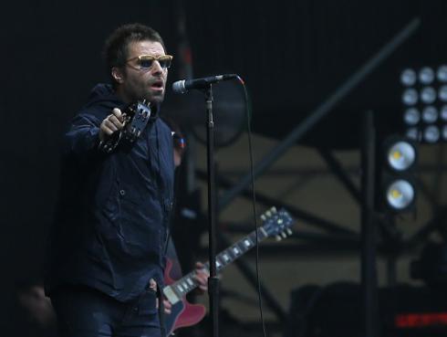 Liam Gallagher se sometió a las preguntas de unos niños