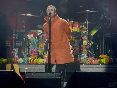 Liam Gallagher sería demandado por un club croata de fútbol