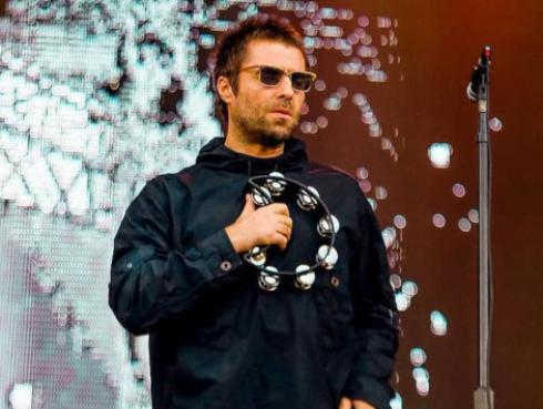 Liam Gallagher viajará con The Who en gira por Norteamérica