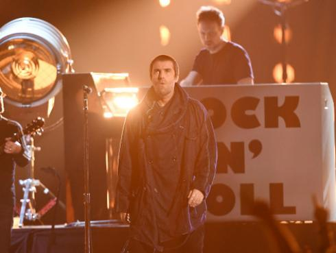 Liam Gallagher y su molestia con la sanción al Manchester City