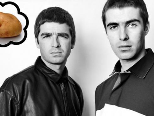 ¡Liam Gallagher explicó por qué llama 'patata' a su hermano Noel!