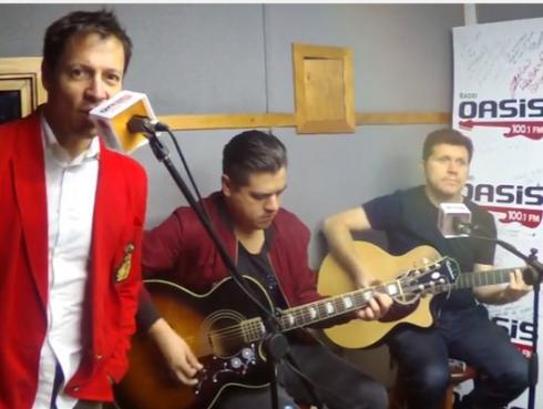 #Fogatera: Libido interpretó 'En esta habitación' y 'Pero Aún Sigo Viéndote'