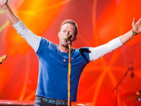 Líder de Coldplay puede estar soltero otra vez