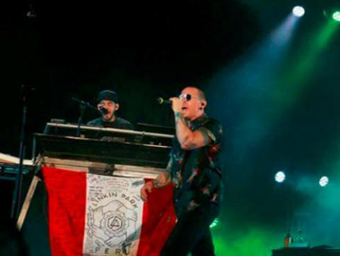 Así se vivió el concierto de Linkin Park, en el estadio Nacional