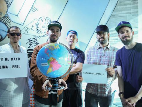 ¡Linkin Park brindará concierto en Lima el 2017!