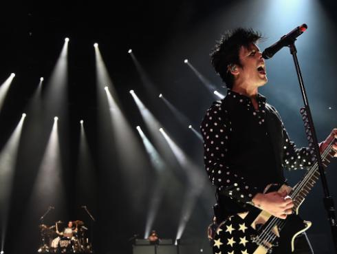 El primer concierto de Green Day en España fue frente a 50 personas
