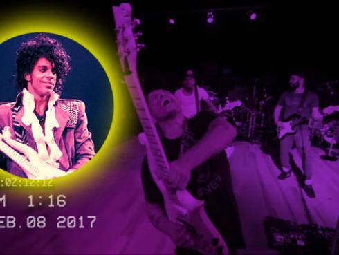 Lo que no viste del tributo a Prince en los Grammy: el ensayo de Bruno Mars [VIDEO]