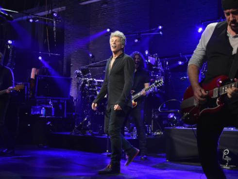 Entérate cuánto dinero hizo Bon Jovi con su última gira