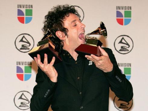 Los Latin Grammy rindieron tributo a Gustavo Cerati