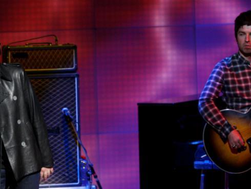 Noel y Liam Gallagher nominados en los Q Awards