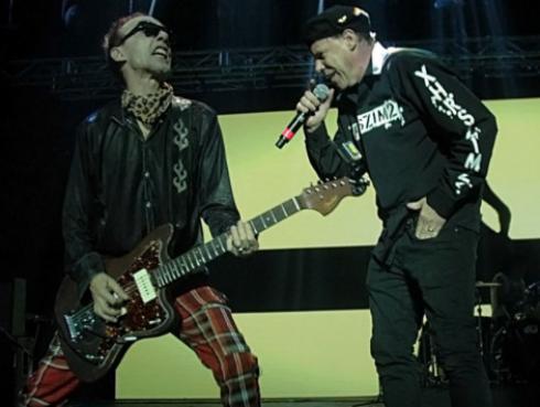 'Los Violadores' hicieron vibrar a fans peruanos en inolvidable concierto en Barranco [VIDEO]