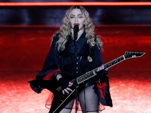 ¿Madonna actuará en una serie televisiva?
