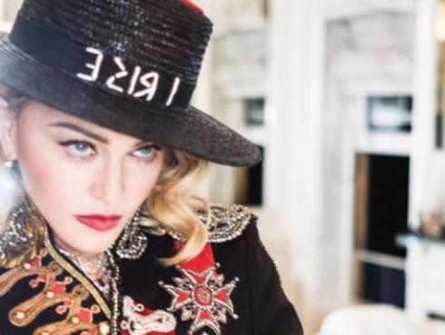 Madonna anuncia primeras fechas de su gira mundial