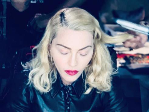 Madonna apoya a Miley Cyrus tras anunciar su separación