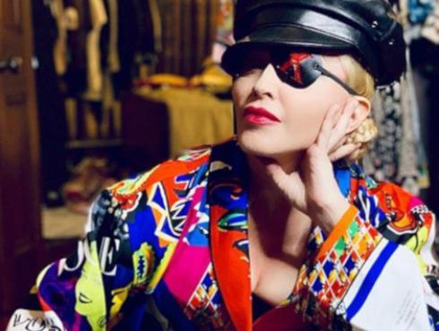 Madonna arremete contra periodista de The New York Times