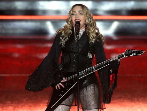 Madonna cantará 'Future' en su presentación en Eurovisión 2019