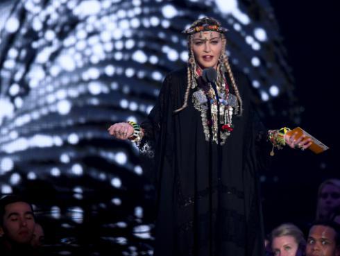 Mira por qué Madonna agradece en Acción de Gracias