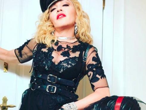 Madonna dedica emotivo video a las mujeres en su día