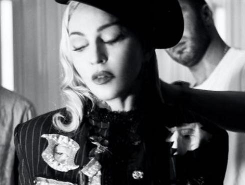 Divulgan demos y tema inédito de los años ochenta de Madonna