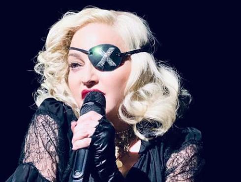 Madonna dio inicio a su gira Madame X en Lisboa