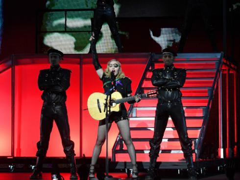 Madonna dio inicio a su gira mundial 'Madame X'